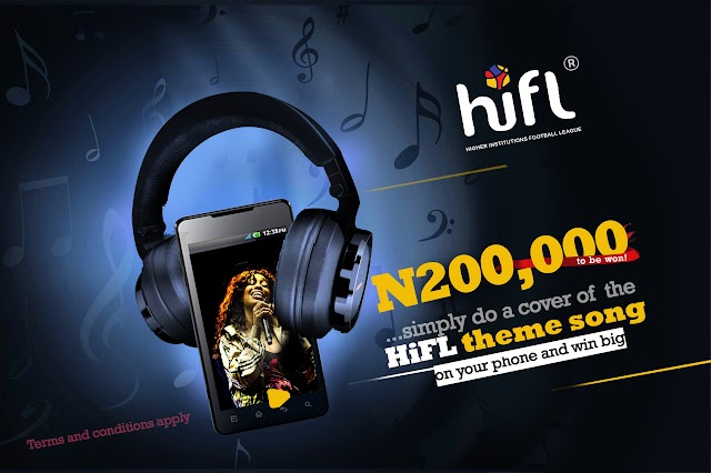 HiFL® releases official theme song, N200,000 up for grabs!!!