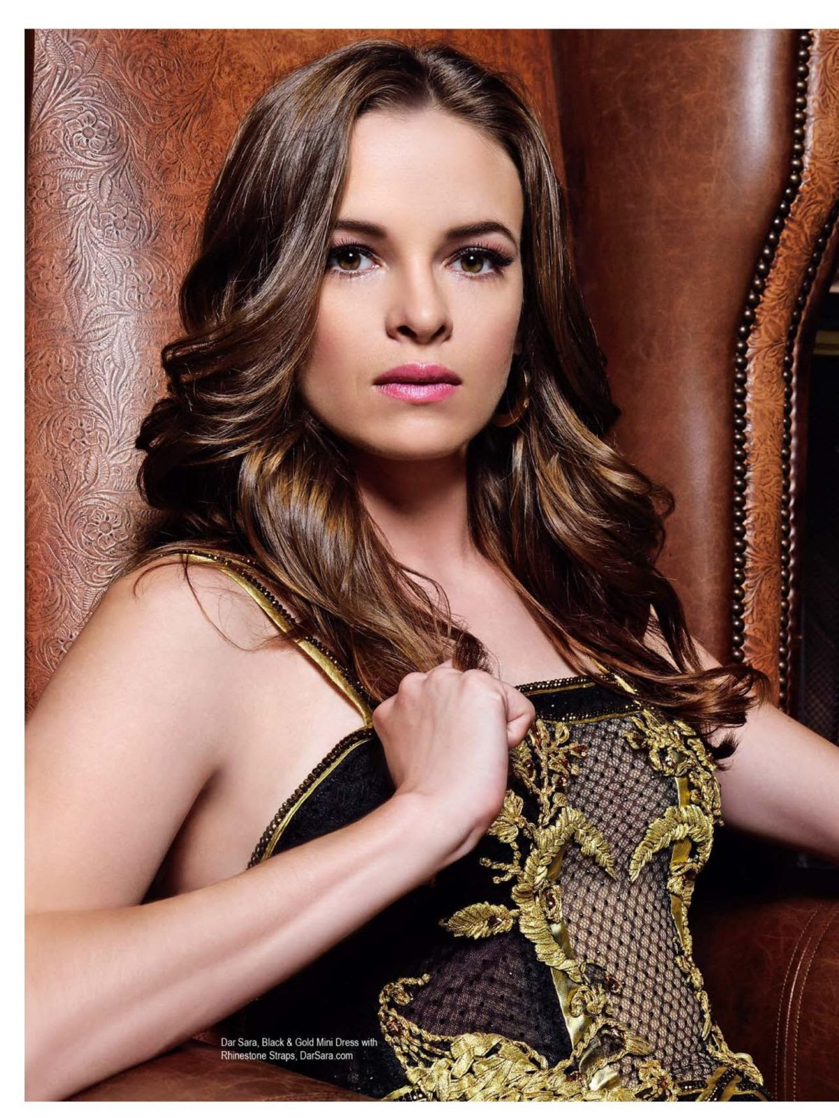 DANIELLE PANABAKER for Regard Magazine