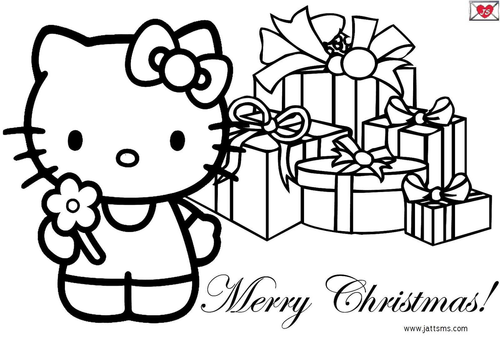 Pre K Christmas Coloring Pages at GetColorings.com   Free ...