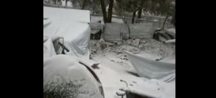 Το σοκαριστικό βίντεο που τράβηξε πρόσφυγας στη Λέσβο, κάνει τον γύρο του κόσμου [βίντεο]