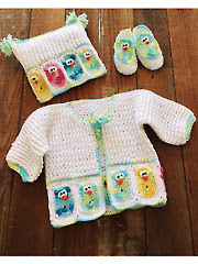 Owl Baby Layette