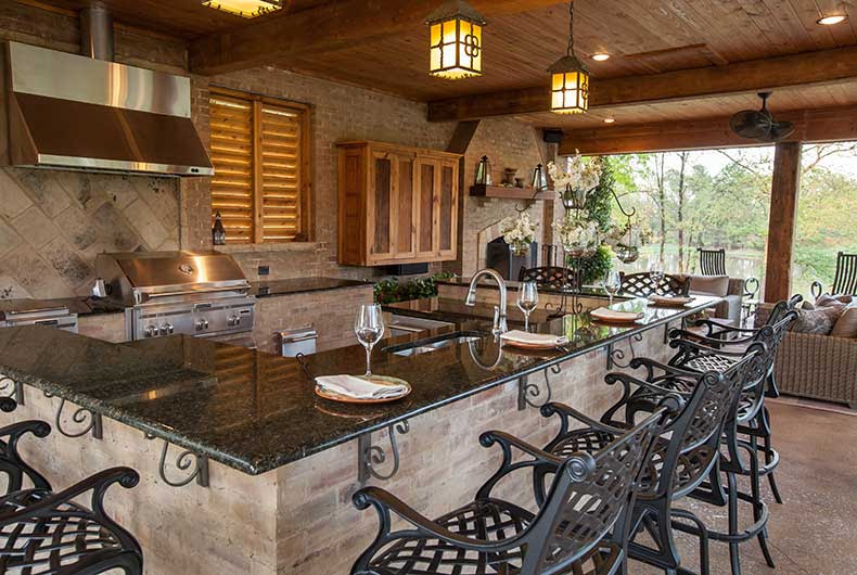 Outdoor Living Spaces Outdoor Living Area Madison MS