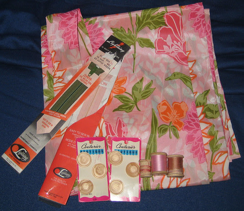 vintage fabric giveaway