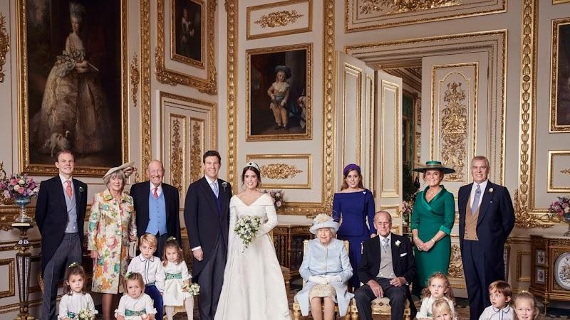 Perkahwinan Diraja Princess Eugenie  England