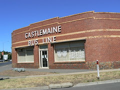 Castlemaine Bus Lines