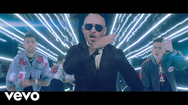 Further Up (Na, Na, Na, Na, Na) feat. Pitbull - Full video Lyrics