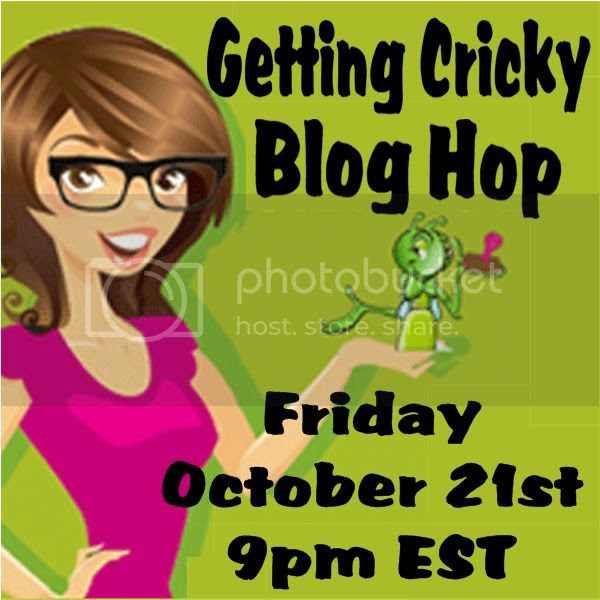 Getting Cricky Blog Hop