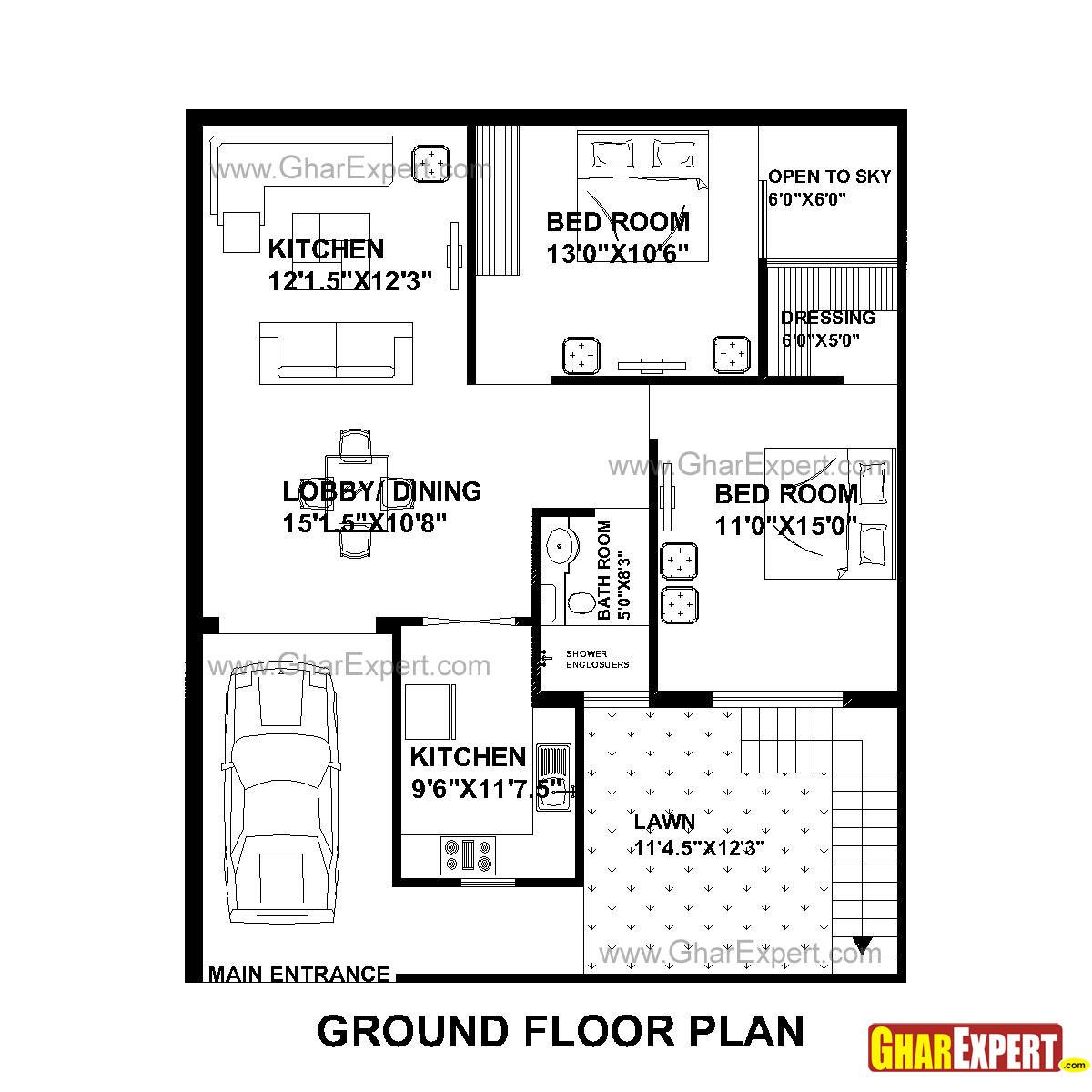 Home Design Map