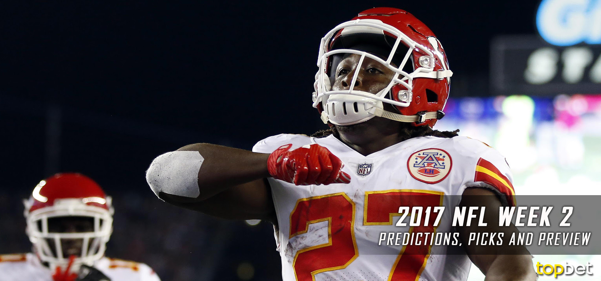 2017 NFL Week 3 Predictions, Odds, Picks and Betting Preview