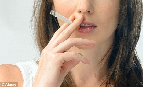 Stop: You are five more times likely to have a heart attack in your 30s and 40s if you smoke