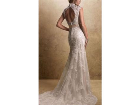 Maggie Sottero Bronwyn, $540 Size: 14   Used Wedding Dresses