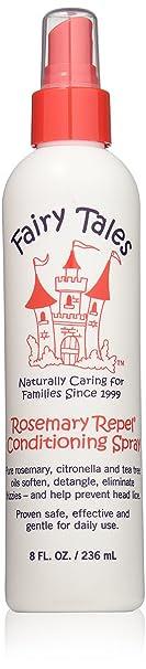 Fairy Tales Repel Conditioning Spray, Rosemary, 8 Fluid Ounce