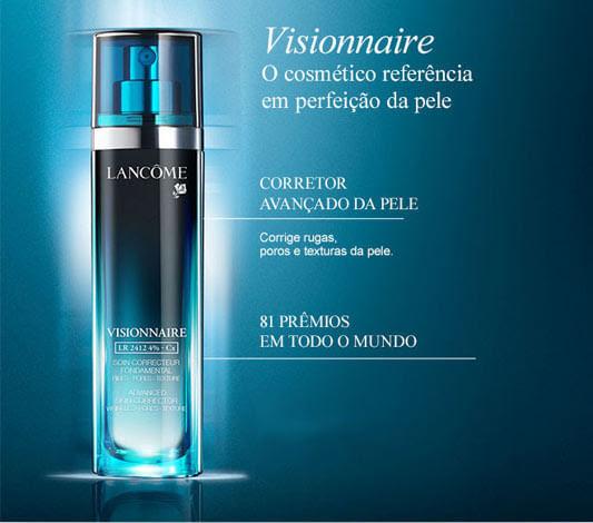Visionnaire LR 2412 4% - Cx Sérum - Lancôme - Tratamento para Rugas e Texturas