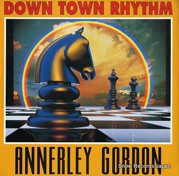 GORDON, ANNERLEY down town rhythm