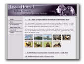 Basset Hound Taylor Dominik and Born On My Birthday Prdlavka