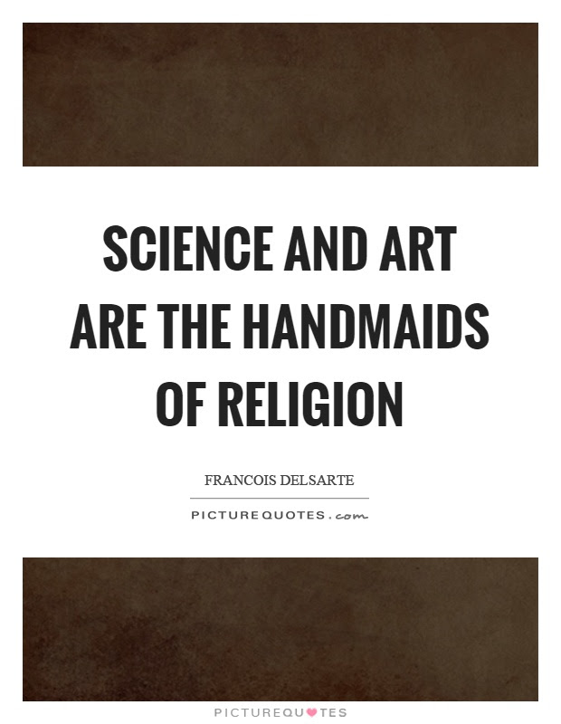 Science And Religion Quotes Sayings Science And Religion Picture