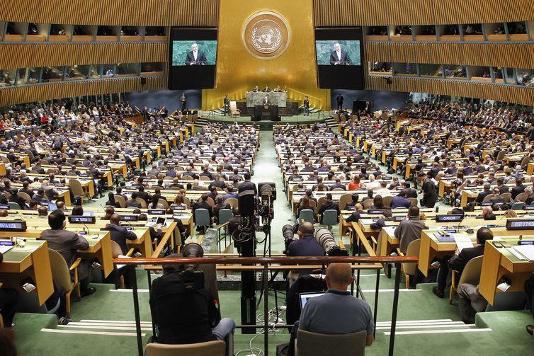 Resultado de imagem para Bolsonaro faz nesta terça-feira em Nova York discurso de abertura da Assembleia Geral da ONU