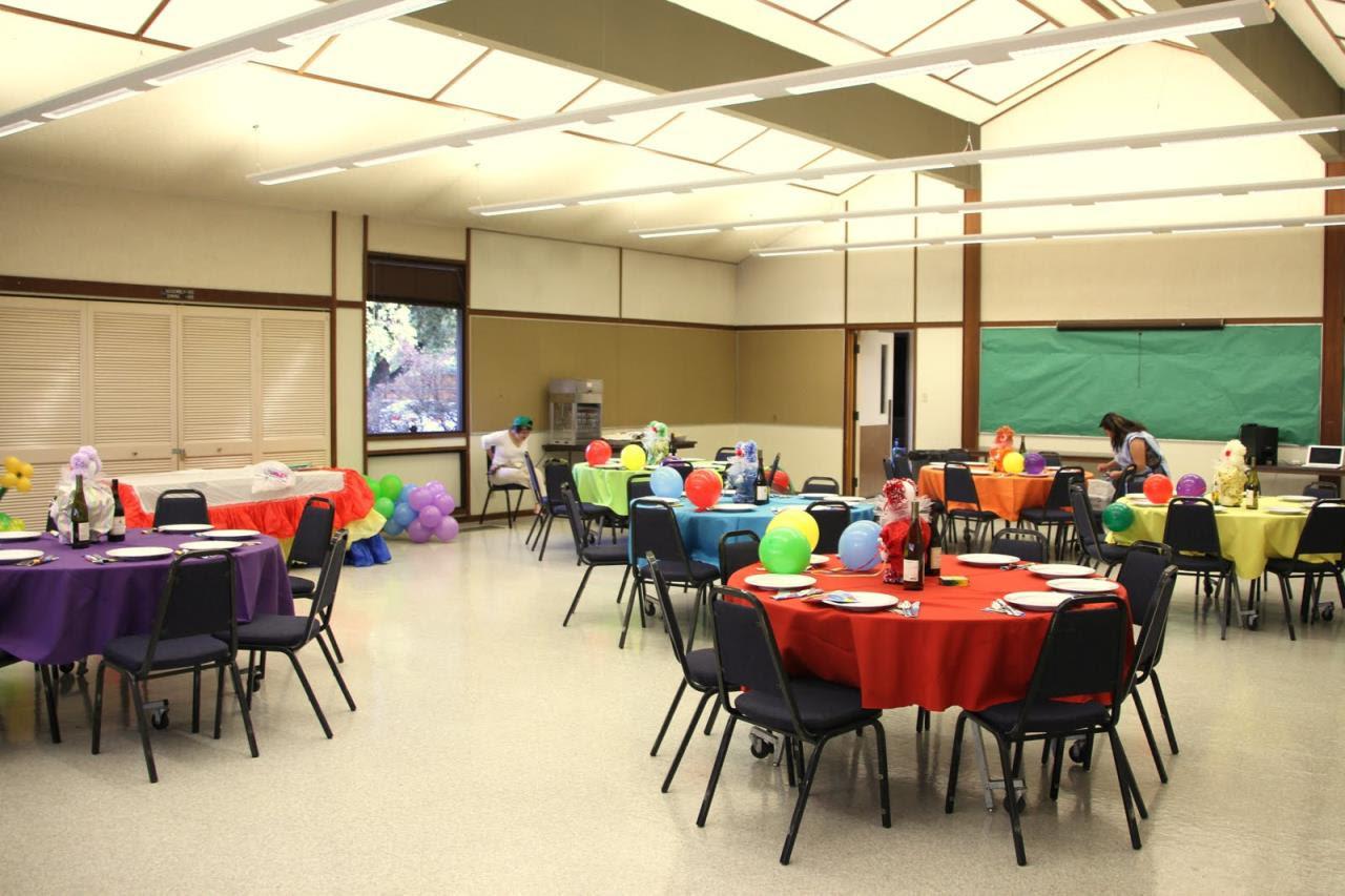 Civic Park Community Center Social Hall Facilities City Of