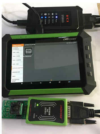 OBDSTAR X300 DP Program Smart Key for BWM FEM BDC (40)