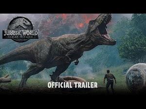 Jurassic World ''Fallen Kingdom''
