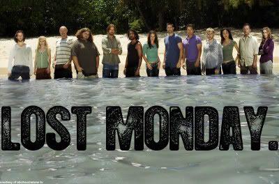 Lost Monday - Caption Edition.