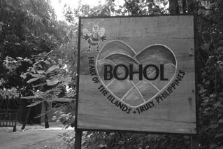 Bohol - Sign