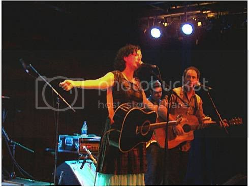 Carolyn Mark and The New Best Friends @ Harbourfront: photo by Mike Ligon