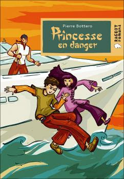 Couverture Princesse en danger