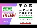 Dmv Eye Test Chart For Driver S License