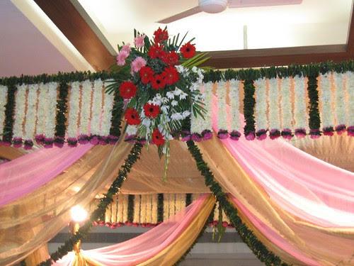 Reception Hall Decorations