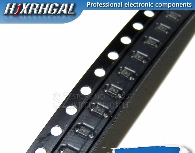 200pcs Patch voltage regulator diode MM3Z12VT1G MM3Z12V 12V 0805 volume SOD323