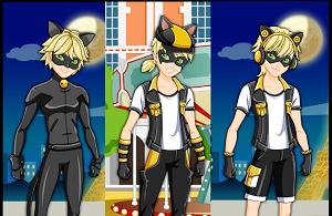 Uğur Böceği Kara Kedi Giydiruğur Böceği Kara Kedi Giydir Oyunu