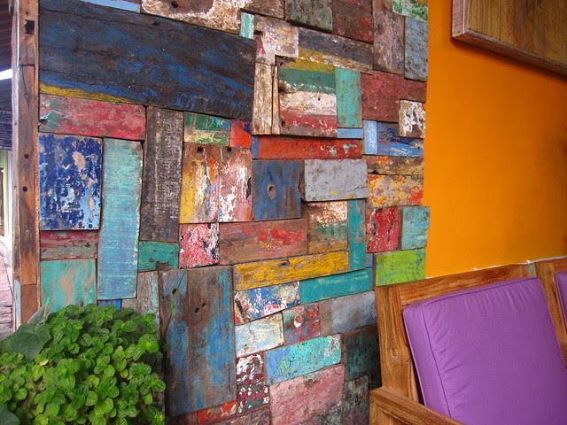 Amazing wall, Ubud