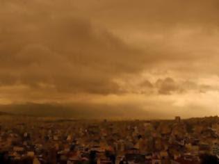 Φωτογραφία για Μεγάλο πείραμα στην Κρήτη για τη σκόνη της Σαχάρας