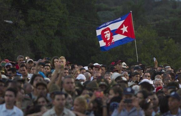 La Plaza de la Revolución. Foto: Ladyrene Pérez/ Cubadebate