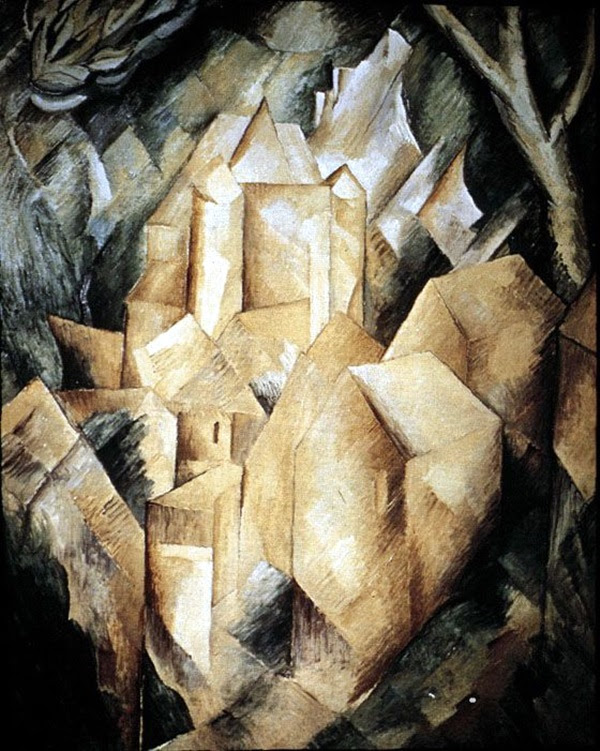 Excellent Examples Of Cubism Art Works (16)
