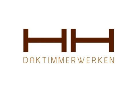 reclamebureau siesqo hh daken dakwerken logo design
