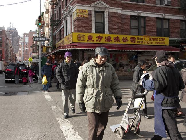 Bayard Street, NYC