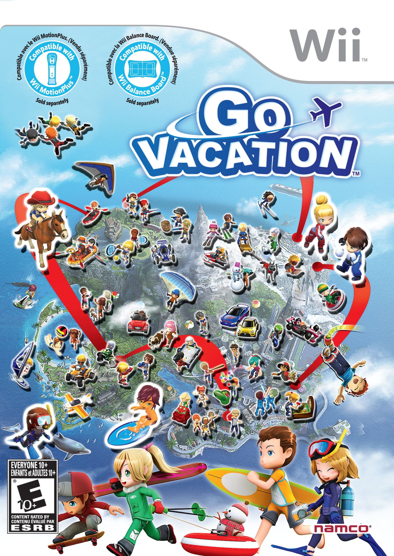 Go Vacation Review  IGN