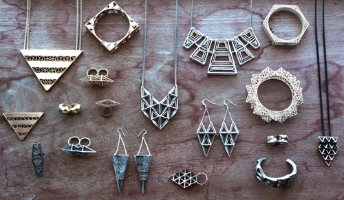 The Best 3D Printed Jewelry in technology style fashion  Category
