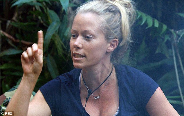 'Not enjoyable': Alcohol and cannabis reportedly helped I'm A Celebrity... Get Me Out Of Here's Kendra Wilkinson 'survive' her nights with Hugh Hefner