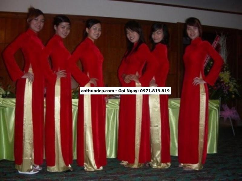 đồng phục áo dài học sinh