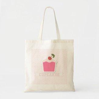 Cupcakes & Polka Dots Eco Bag
