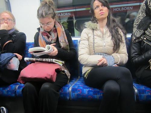 Women on the Tube