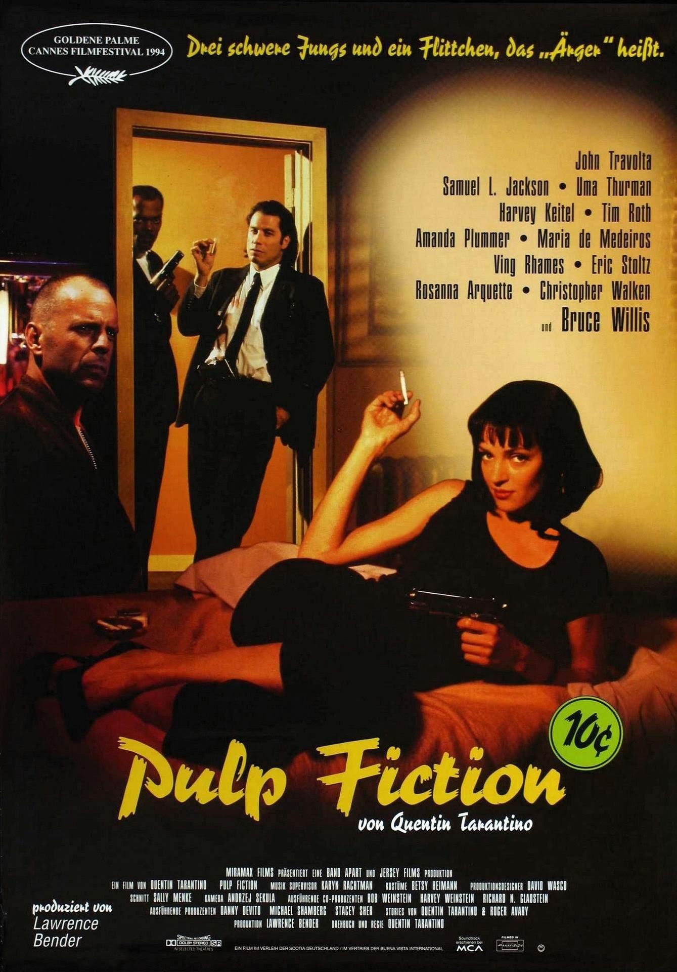 Pulp Fiction Movie Quotes. QuotesGram