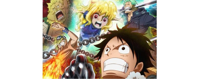 One Piece Wallpaper One Piece Nami Heart Of Gold