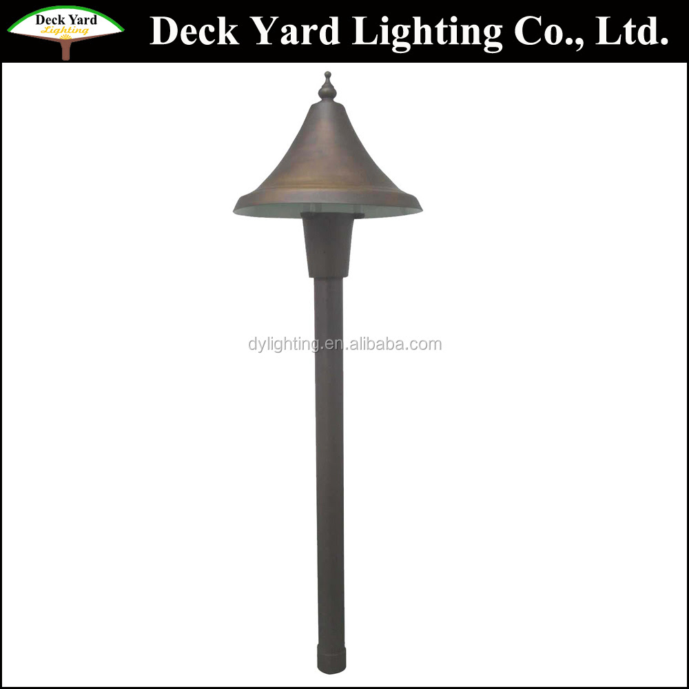 Cheap 12v Low Voltage Outdoor Landscape Path Light Lamp Led Bollard
