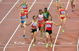 Positivo de la turca Cakir Alptekin, oro olímpico en 1.500