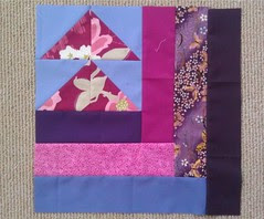Quilt Uberfest: Flying North