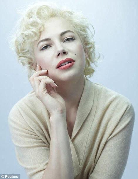 """Em alter egos tela: retrato Michelle Williams """"de Marilyn Monroe e Meryl Streep é assumir Margaret Thatcher tê-los conquistado vários prêmios já"""